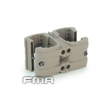 FMA MP7 Magazine Double Clip ( DE )