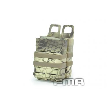 FMA Fast Magazine Pouch Gen3 Set for 5.56 NATO ( Highlander )