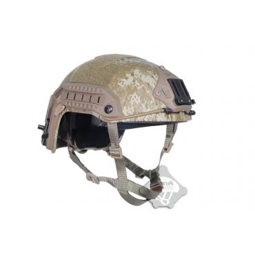 FMA Maritime Airsoft Dummy Helmet ABS MT Type ( Digital Desert ) ( L/XL )