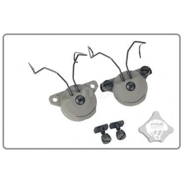 FMA EX Headset and Helmet Rail Adapter Set GEN2 FG
