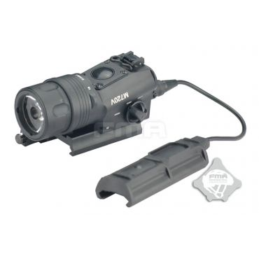FMA 720V Flashlight Upgraded Version ( Black )
