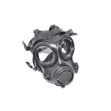 FMJ08 S10 Syle Cosplay Gas Mask ( BK ) ( Deluxe Ver. )