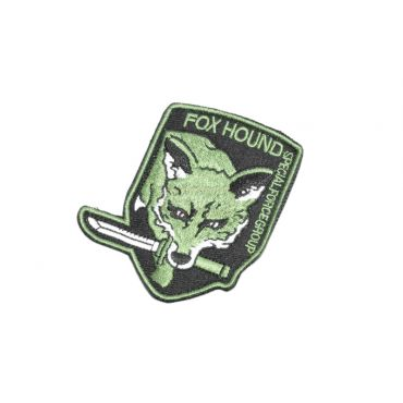 FOX HOUND Special Force Group Style Patch ( OD ) ( Free Shipping )