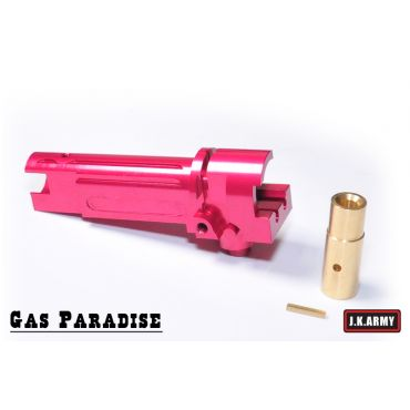Gas Paradise CNC Aluminum Chamber For Tanaka Kar 98K (Using Vsr-10 Style Hop Up Bucking)