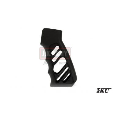 5KU CNC LWP Grip for M4 Airsoft GBB Rifle ( BK )