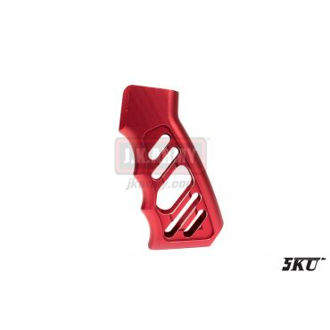 5KU CNC LWP Grip for M4 Airsoft GBB Rifle ( Red )