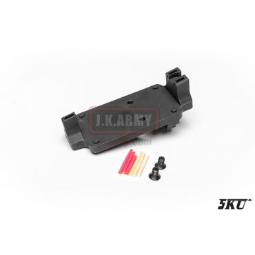 5KU Fiber Sight Base for TM Model 17