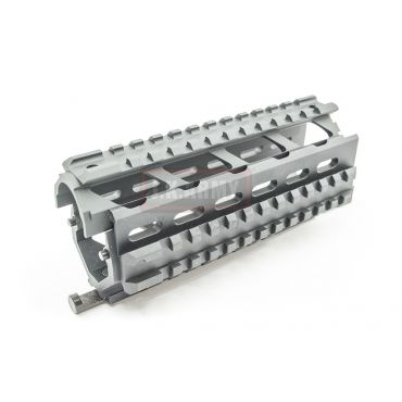 GHK 553 Tactical Rail for GHK 553 GBBR ( BK )