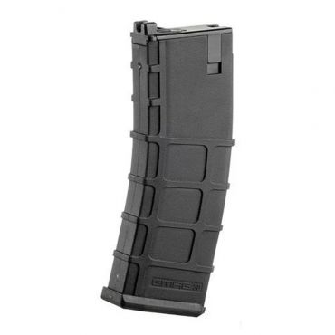 GHK 40 Rds GMAG Gas Magazine for GHK G5 / M4 GBBR ( Black ) ( PMAG Style )