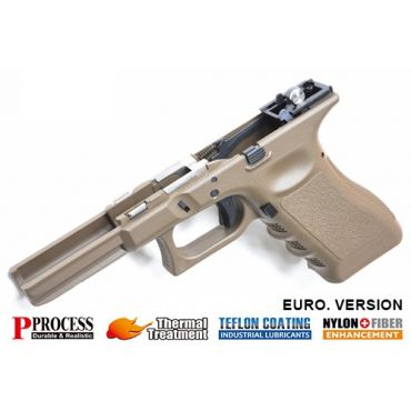 Guarder New Generation Frame Complete Set for TM Model 1.7/2.2/3.4 ( Euro Ver./FDE )