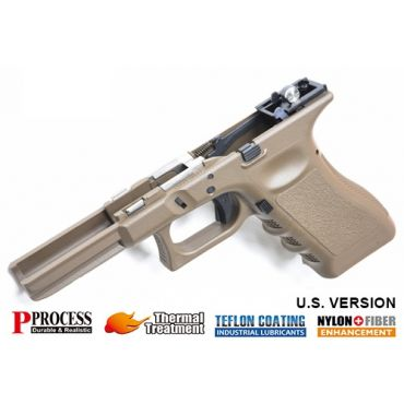 Guarder New Generation Frame Complete Set for TM Model 1.7/2.2/3.4 ( U.S. Ver./FDE )