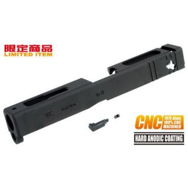 Guarder 7075 Aluminum CNC Slide for Marui Model 1.8C (BK)