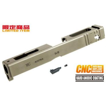 Guarder 7075 Aluminum CNC Slide for Marui Model 1.8C (TAN)