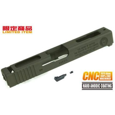 Guarder 7075 Aluminum CNC Slide for Marui G18C CIA 60th (OD)