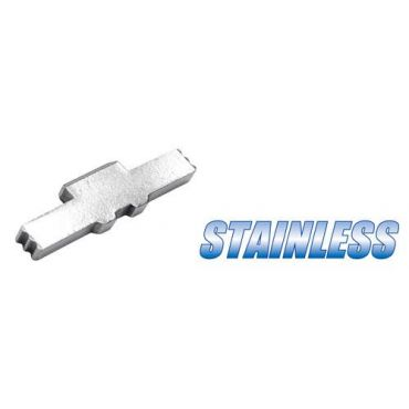 Guarder Steel Slide Lock for G Model (Stainless Original)