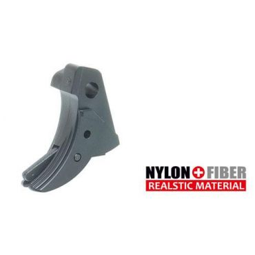 Guarder Ridged Trigger For G Model GBB (BK)