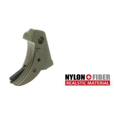 Guarder Ridged Trigger For G Model GBB (OD)