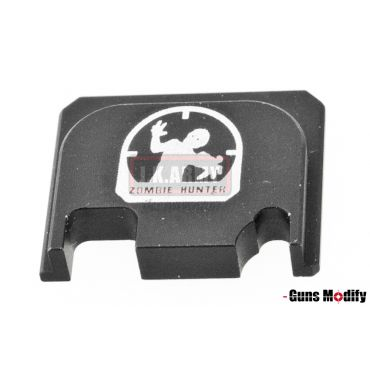Guns Modify 6061Aluminum CNC GBBU Rear Plate for Model G Series G17 etc. ( GM0049-02 )