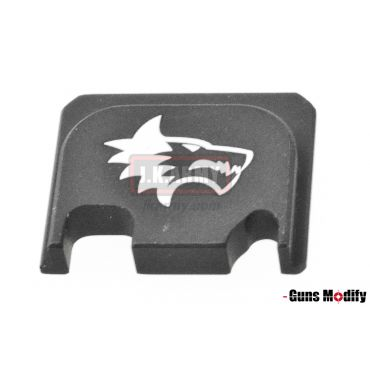 Guns Modify 6061Aluminum CNC GBBU Rear Plate for Model G Series G17 etc. ( GM0049-24 )