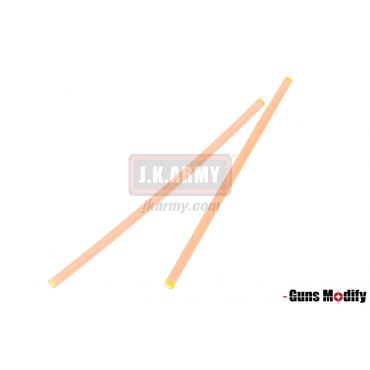 Guns Modify 1.5mm fiber optic For Gun Sight (Orange) / L=50mm*2