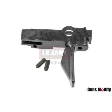 Guns Modify Steel CNC Adjustable Tactical Trigger For TM MWS M4