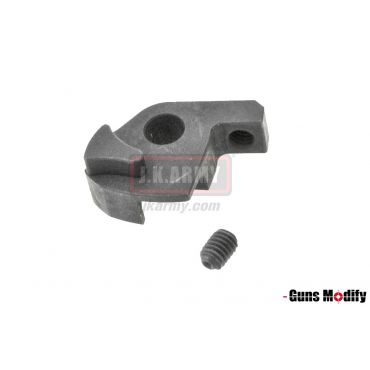 Guns Modify Trigger Pull Adjustable Steel CNC Sear B TM MWS M4