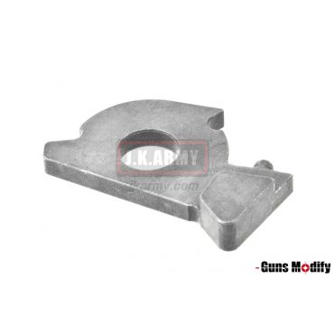 Guns Modify Steel CNC Trigger Level B for TM MWS M4