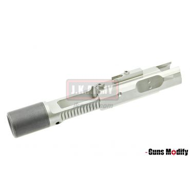 Guns Modify Stainless CNC Light Weight Zero Bolt Carrier For TM MWS M4 Nitride ( Silver )