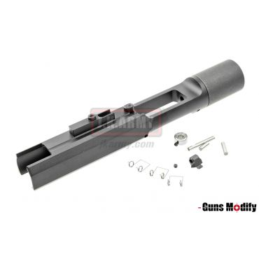 Guns Modify 7003T6 Aluminum CNC Speed Zero Bolt Carrier For TM MWS M4 ( Black )