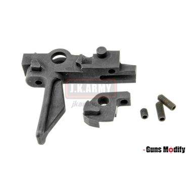 Guns Modify Steel CNC Full Adjustable Trigger Sear Set MWS M4