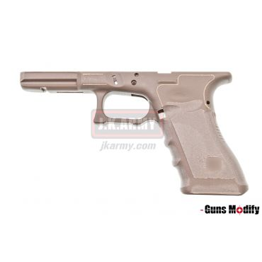 Guns Modify Polymer Gen3 RTF Frame for TM G Model with S Style CNC ( FDE ) ( G Series )