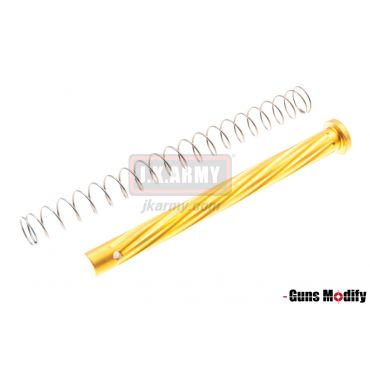 Guns Modify Steel Recoil Guide Rod For TM / WE / VFC G Model DEU ( Gold )