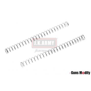 Guns Modify 125% Nozzle Reset Spring For TM G Model ( 2pcs ) ( TM 17 / 22 / 34 etc. )
