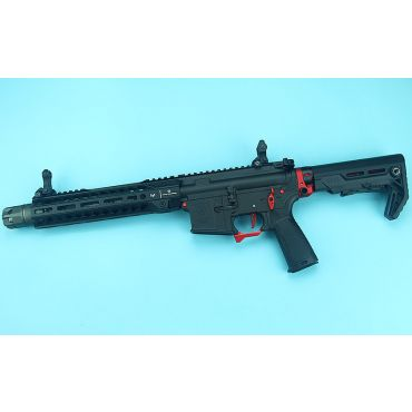 Strike Industries Strike Tactical Rifle MWS GBBR System 10 Inch Ver. ( Red Edition ) ( EMG SI ) ( by G&P )