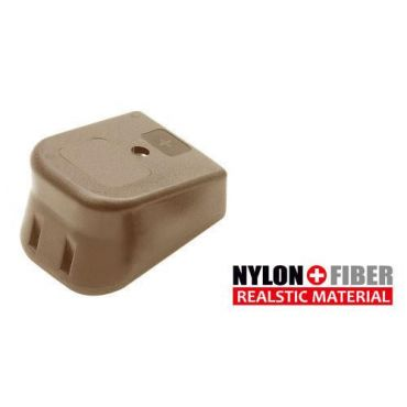 Guarder G-Series / G Model GBB Magazine Base ( Extension / Tan ) ( Mag Base )