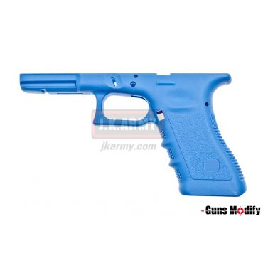 Guns Modify Polymer Gen3 RTF Frame for TM G Model ( Training Blue ) ( Marui G Series )