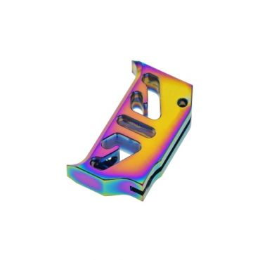 COW Aluminum Trigger T2 Rainbow for TM Hi-Capa