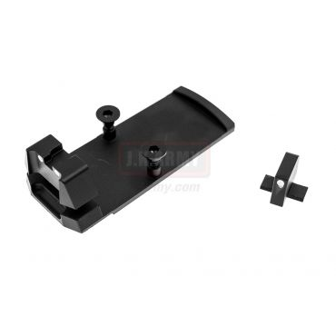 RMR Mount Base with Sight Set For VFC / KA SIG M17 ( SIG AIR P320 M17 GBB Pistol )