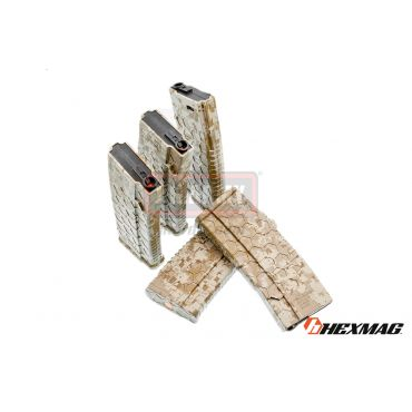 Hexmag Airsoft 120rd Magazine for AEG ( 5 Pcs Pack - DD )