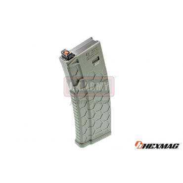 Hexmag Airsoft 120rd Magazine for PTW M4 ( OD )