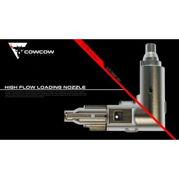 COW High Flow Loading Nozzle for TM Hi-Capa