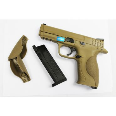 H.K Toucan Metal Slide GBB Pistol ( Tan )
