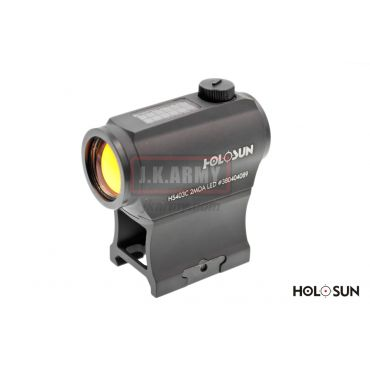 HOLOSUN PARALOW HS403C SOLAR POWER Red Dot Sight