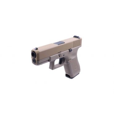 WE Model 1.9 Gen5 GBB Pistol ( Tan )