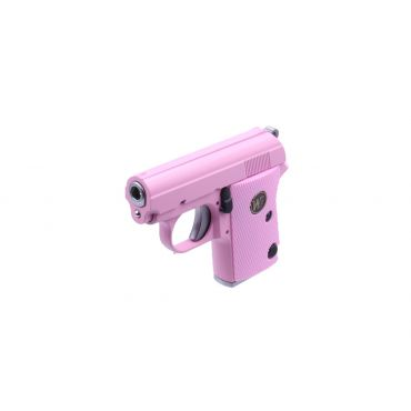 WE CT25 GBB Airsoft Pistol Mini Gun ( Pink )