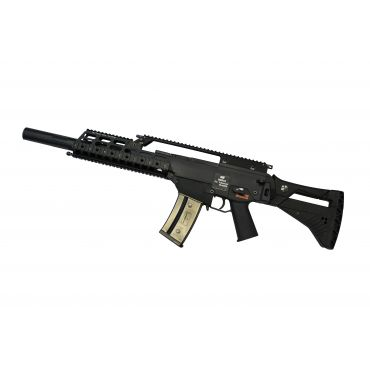 WE 999SD Airsoft AEG Rifle ( BK ) ( No Marking ) ( G36 G39 )