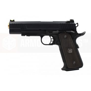 EMG / SAI RED 1911 GBB Pistol ( Black )