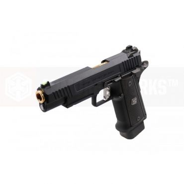 EMG SAI 2011 DS Hi-Capa 5.1 GBB Pistol ( CNC Full Steel Limited Edition ) ( Black )