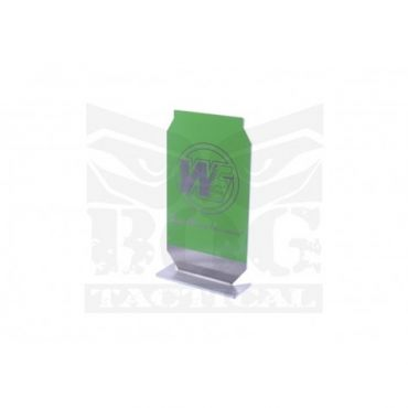 BOG Practical Shooting Popper Target Plate - WE Tactical Training International Ltd. ( Green )