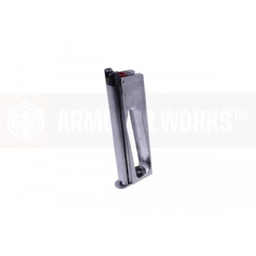 AW Custom™ NEMC01 1911 Single Stack Co2 Magazine ( Silver )